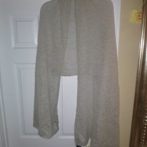 "Women's Large 85"" x 30"" Mohair Blend Scarf / Wrap"